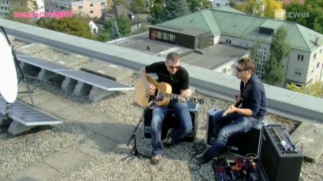 Musik aufs Dach: Pilomotor