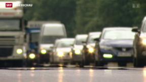 Video «Deutschland bittet ausländische Autofahrer zur Kasse» abspielen