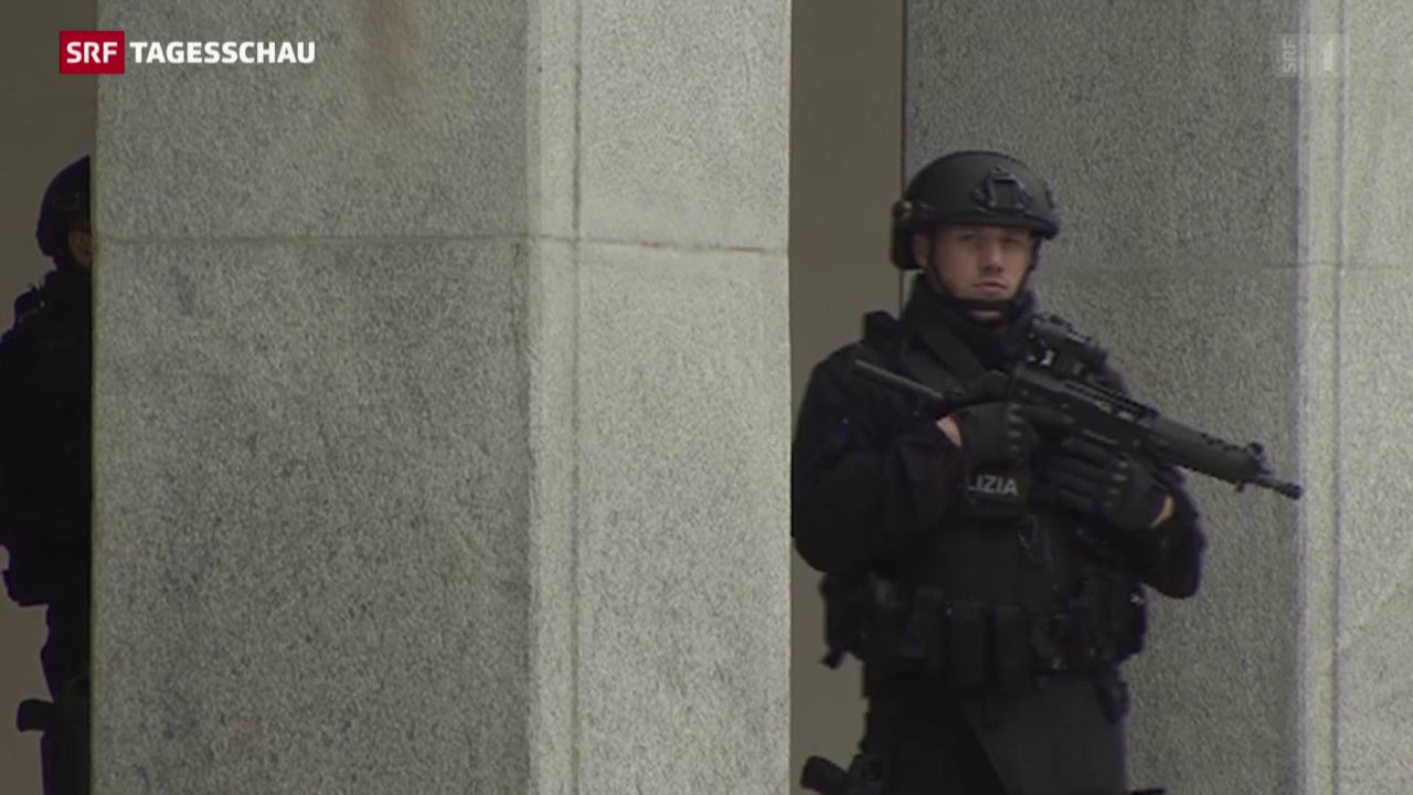 IS-Prozess: Angeklagte bestreiten Anschuldigungen