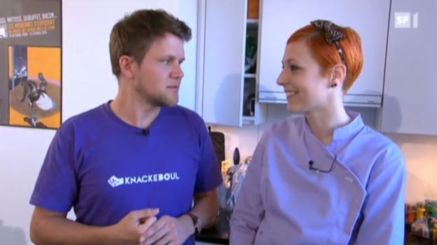 Video ««Eiskalt serviert» Folge 3: Knackeboul» abspielen