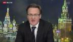 Video «Diplomatie auf höchster Ebene» abspielen