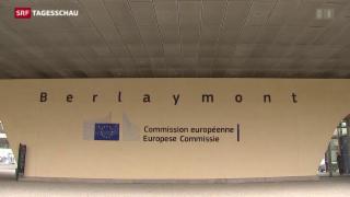 Video «Das bilaterale Verhältnis mit der EU ist schwieriger geworden» abspielen