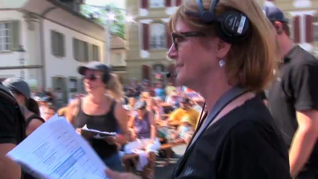 «SRF bi de Lüt – Live»: Gaby Schaad, Aufnahmeleiterin