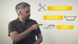 Video «Wie kriegt man Zahnpasta-Reste aus der Tube?» abspielen