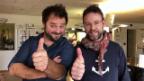 Video «Die Hartmann & Thomann GmbH ist für Sie da» abspielen
