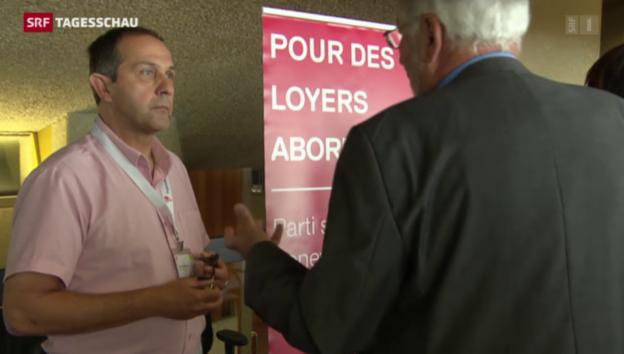 Video «Auslandschweizer wollen mehr Einfluss in Politik» abspielen