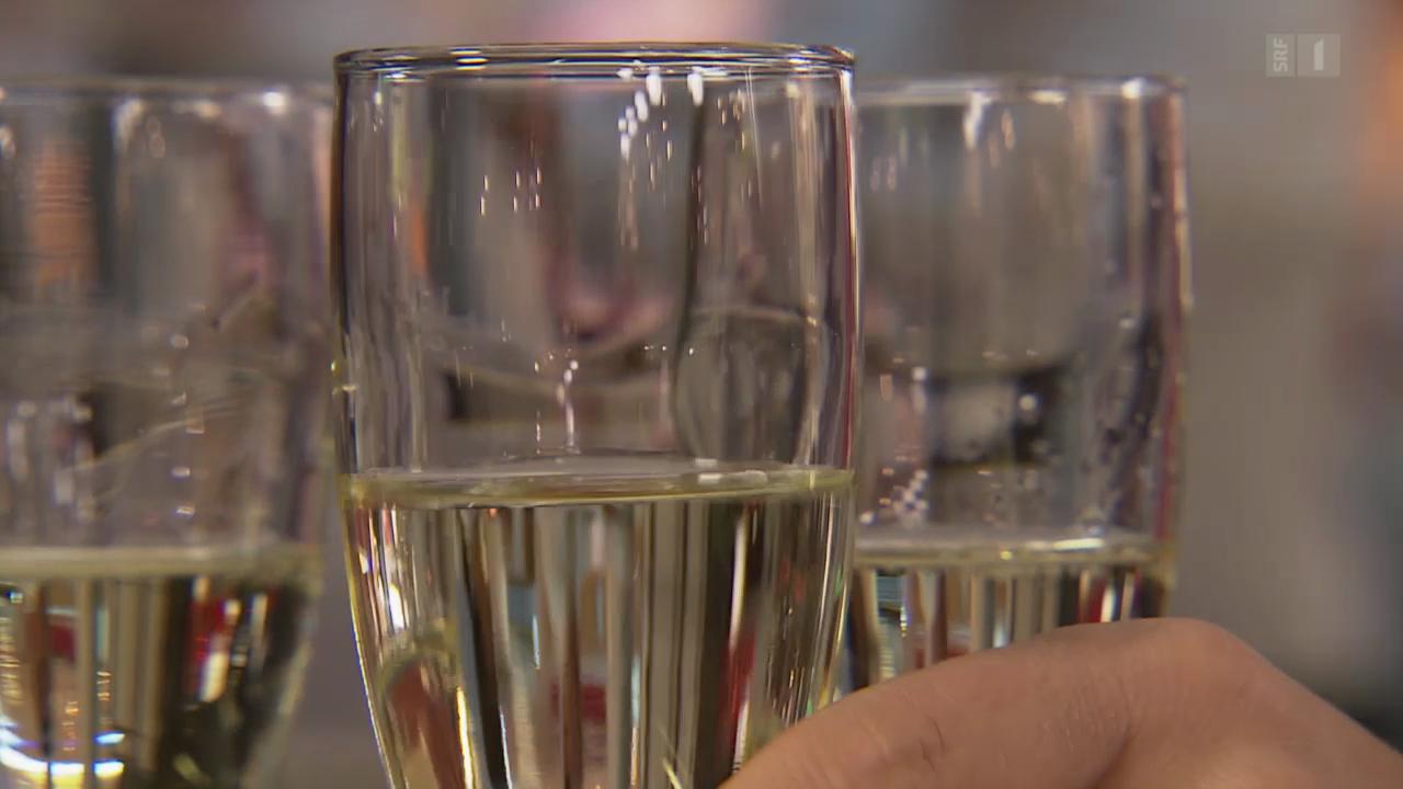Champagner oder Prosecco: Welcher schmeckt besser?