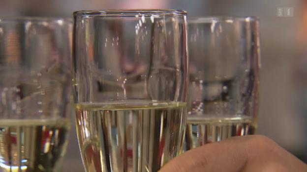 Video «Champagner oder Prosecco: Welcher schmeckt besser?» abspielen
