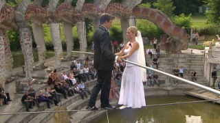 Video «Aktuell: Freddy Nock heiratet seine Ximena» abspielen