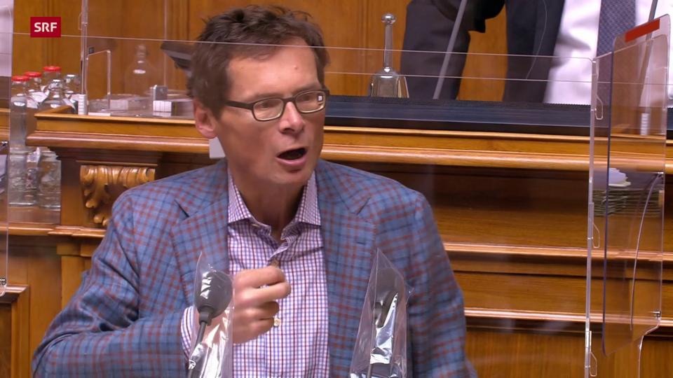 Roger Köppel (SVP/ZH): «Es kommen Leute ins Land, die gar keine Flüchtlinge sind»