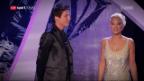 Video «Die Karriere von Multitalent Christa Rigozzi» abspielen