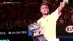 Video «Tennis: Stan Wawrinka vor dem Saisonstart» abspielen