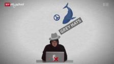 Video «Hacker: Die Guten und die Bösen» abspielen
