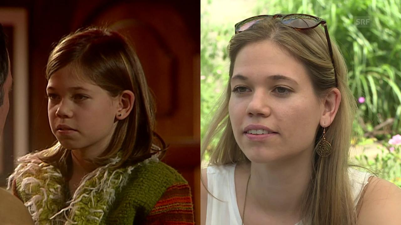 Folge 2: Tiziana Burkart aus der Serie «Lüthi und Blanc»