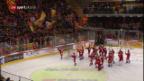 Video «Kloten taucht im Strichkampf gegen die SCL Tigers» abspielen