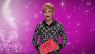 Video «Überraschend: Ein Promi zum Advent» abspielen