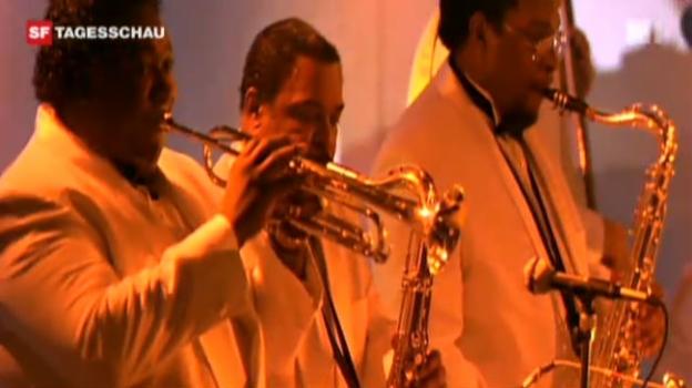 Video «Montreux öffnet Archiv-Schatz» abspielen