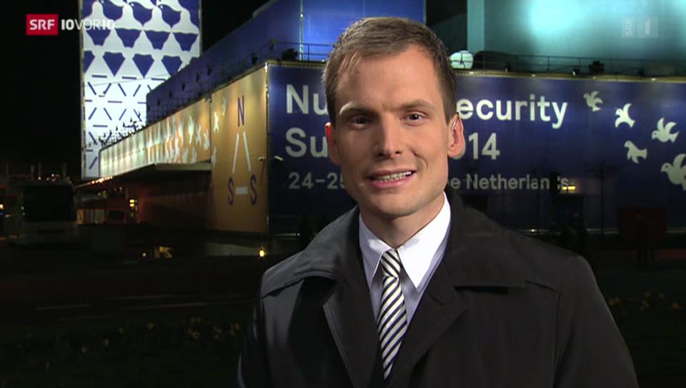 Einschätzungen von Jonas Projer in Den Haag