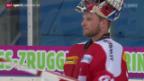 Video «Eishockey: Schweiz - Tschechien in Basel» abspielen