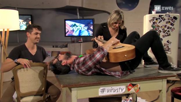 Video «Virus - (19) Seven, Soulsänger» abspielen