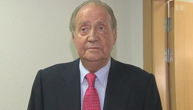 Video «Sympathiewerte von König Juan Carlos im Rekordtief» abspielen