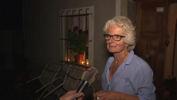 Video «Augenzeugin Amelia Potts berichtet» abspielen