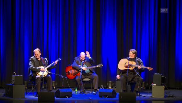 Video ««Banjo & Bluegrass» – Die Krüger Brothers und ihr Traum von Amerika» abspielen