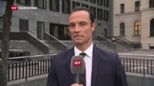 Video «SRF-Korrespondent Arnold: «Es gibt eine Gewinnerin – die Autoindustrie»» abspielen