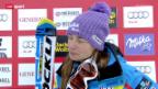 Video «Ski: Super-Kombi der Frauen in Méribel» abspielen