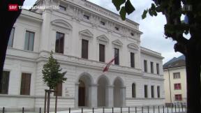 Video «Falciani bleibt Prozess fern» abspielen