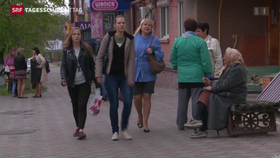 Ukraine in der Wirtschaftskrise