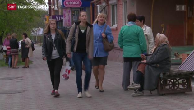 Video «Ukraine in der Wirtschaftskrise» abspielen