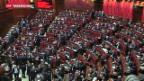 Video «Italienisches Parlament in der Sackgasse» abspielen