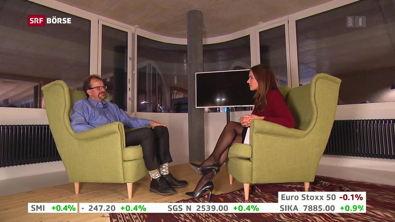 SRF Börse vom 27.12.2017