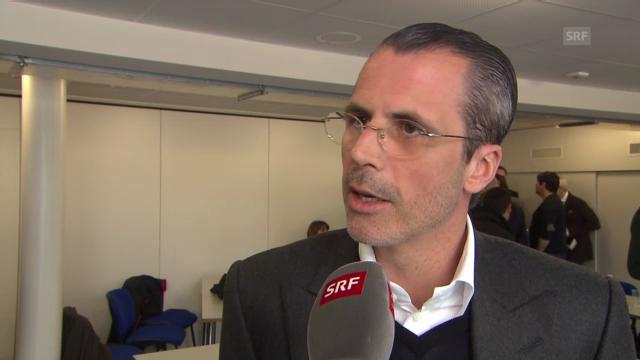 Eishockey: Interview mit Philippe Gaydoul