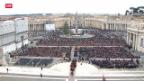 Video «Urbi et Orbi vom Papst» abspielen