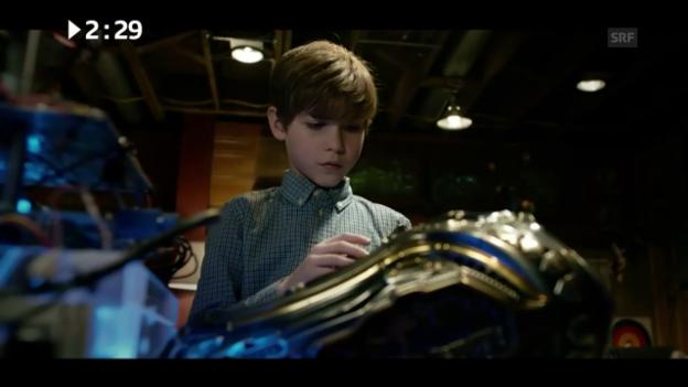 Video «Kinostart: «The Predator»» abspielen
