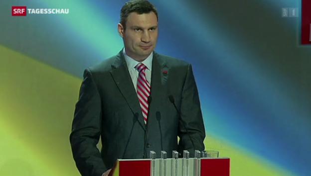 Video «Klitschko verzichtet» abspielen