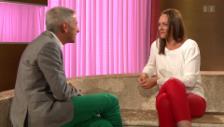 Video «Tanja Gutmann über ihre Beziehung» abspielen