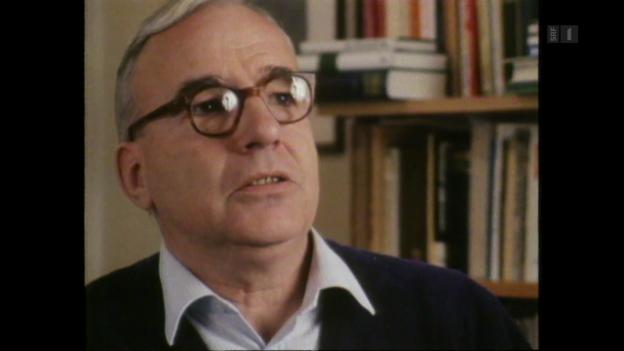 Video Kurt Marti – Pfarrer, Denker und Dichter abspielen.