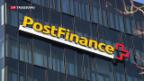 Video «Postfinance verrechnet Negativzinsen» abspielen