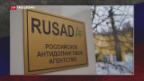 Video «Russische Dopingagentur bleibt gesperrt» abspielen