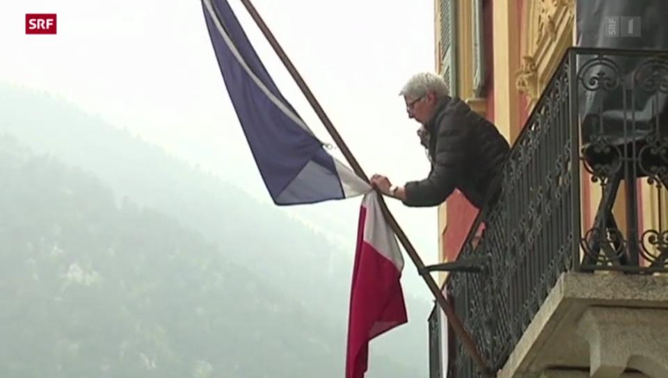 Frankreich ist vom IS-Terror direkt betroffen