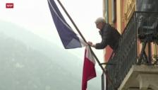 Video «Frankreich ist vom IS-Terror direkt betroffen» abspielen