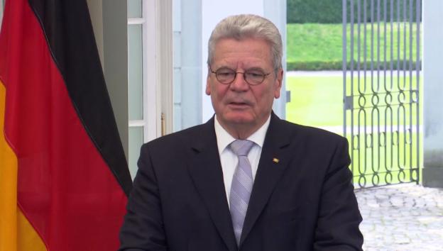 Video «Gauck zur direkten Demokratie» abspielen