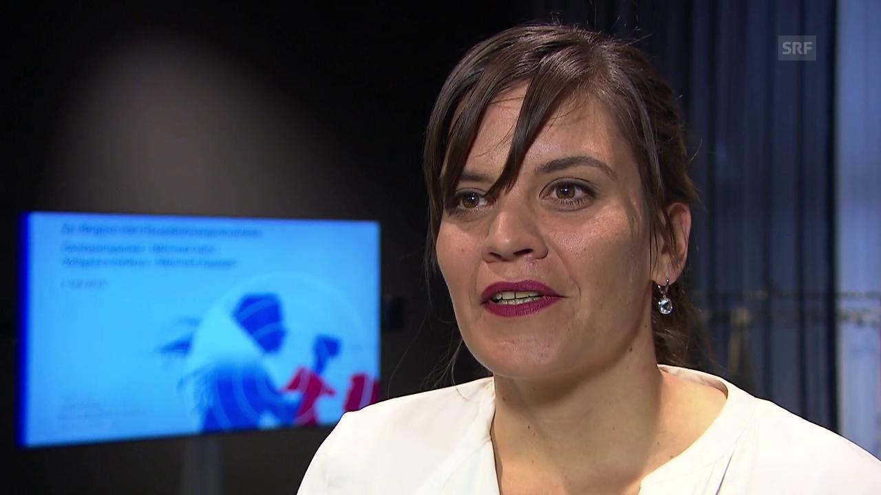 Martina Mousson: «Man will ein funktionierendes System nicht ändern»