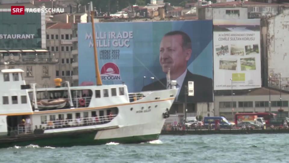 Präsidentschaftswahlen in der Türkei