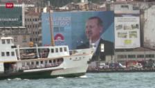 Video «Präsidentschaftswahlen in der Türkei» abspielen