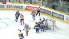 Video «NLA: Davos - Lakers» abspielen