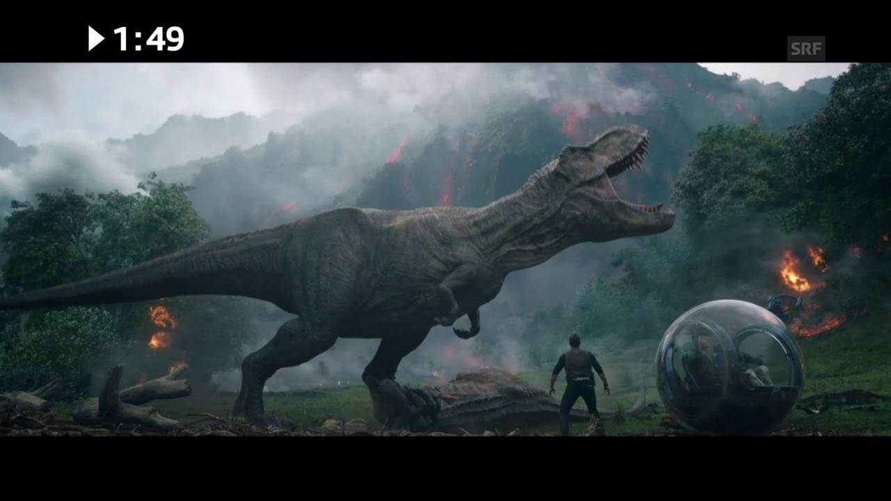 Kinostart: «Jurassic World – Fallen Kingdom»